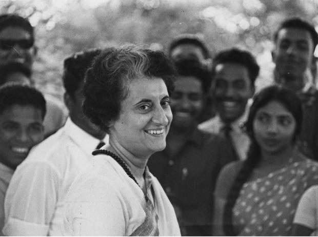 Фото №8 - Женщина тысячелетия: трагедии и победы Индиры Ганди – «железной леди» Индии