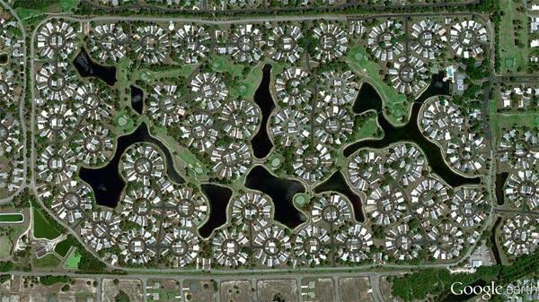 Фото №1 - Пенсия на поле для гольфа