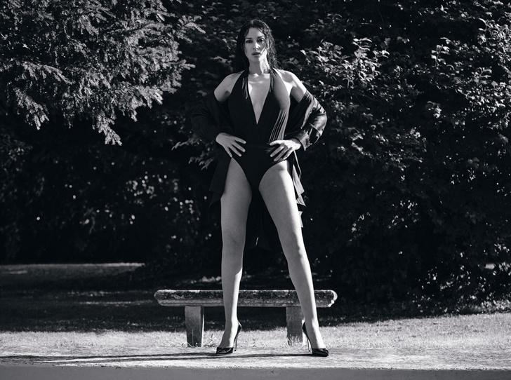 Фото №3 - Моника Беллуччи: «Я люблю жить, а не находиться в постоянном контроле»