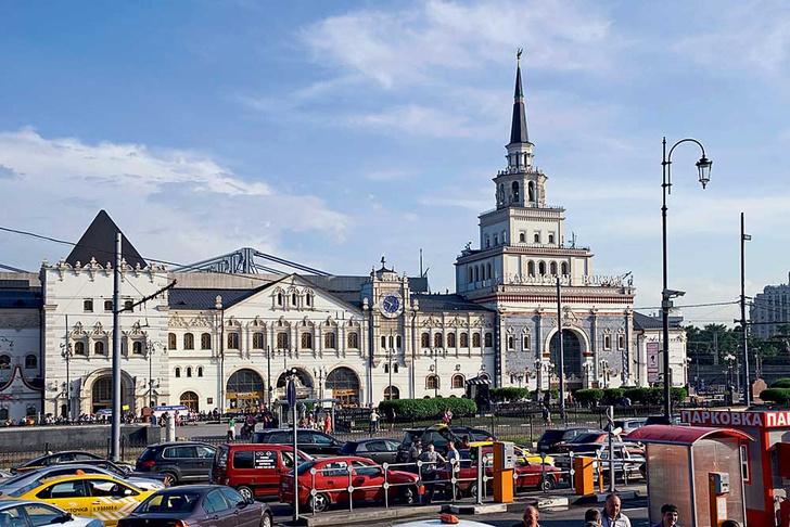 Фото №3 - Казанский вокзал