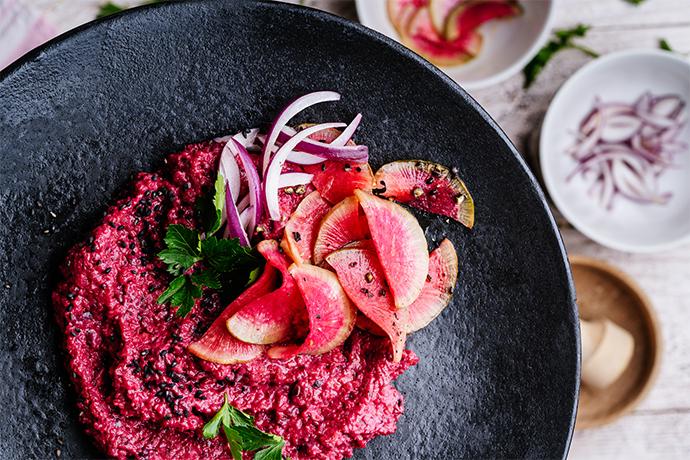 Цвет настроения — красный: яркие блюда для изысканной трапезы