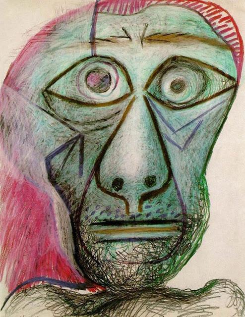Фото №13 - 14 автопортретов Пабло Пикассо: от 15 до 90 лет