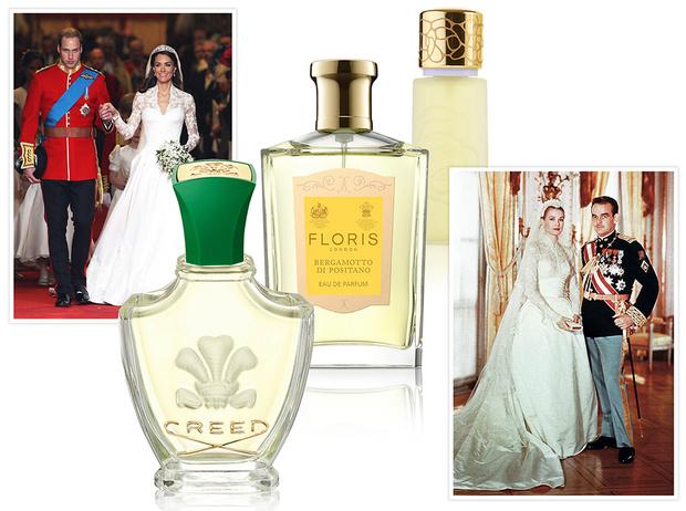 Фото №1 - Запах королевской свадьбы: какие духи выбирали для бракосочетаний принцессы