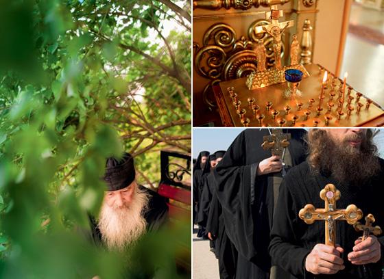 Фото №2 - Бог с ними: репортаж из православного монастыря