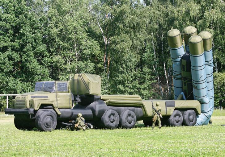 Фото №1 - Военные «прятки»: история камуфляжа в Европе и России