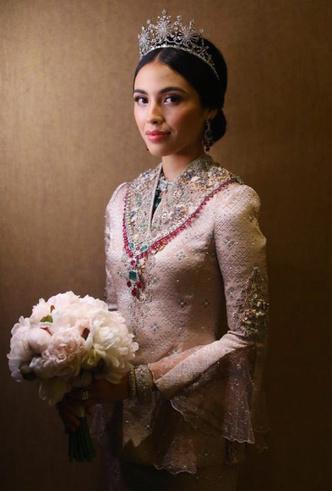 Фото №6 - Восточные принцессы: 5 самых стильных королевских особ Малайзии