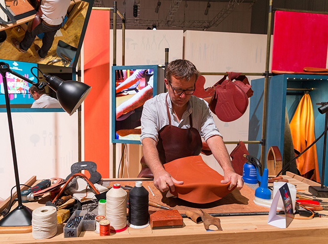 Фото №5 - Выставка-легенда «Hermès: За кулисами»: что смотреть, куда и когда идти