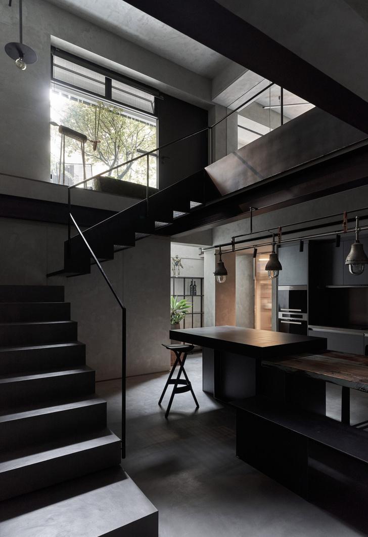 Фото №2 - Квартира на цокольном этаже в Тайбэе