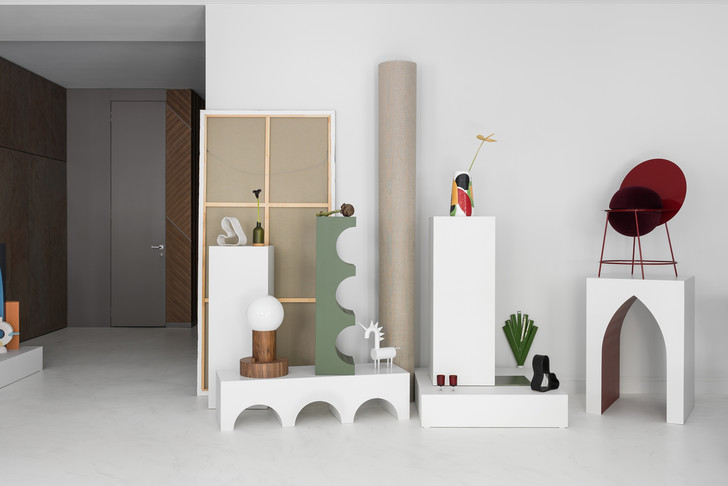 Фото №1 - «Палаты»: дизайнерский концепт-стор в Санкт-Петербурге