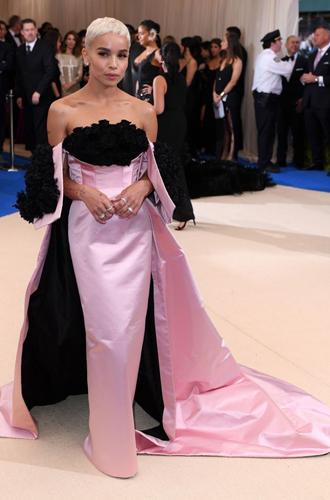 Фото №30 - MET Gala 2017: кто рискнул соблюсти дресс-код бала