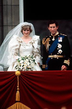 Фото №15 - Свадебное платье-катастрофа принцессы Дианы