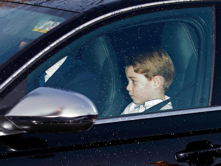 Фото №5 - Принц Джордж Кембриджский: седьмой год в фотографиях