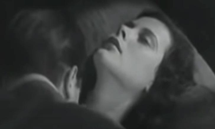 Фото №1 - Первый женский оргазм в истории кино