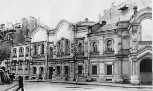 Фото №1 - РПЦ просит передать церкви здание тубдиспансера на Боровой
