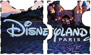 """Фото №1 - Съемка в Disneyland Париж для читателей журнала """"Cчастливые родители"""""""
