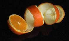 Что можно приготовить из кожуры апельсина