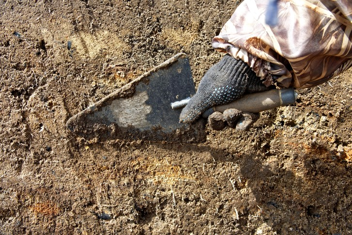 Фото №2 - Ушлые Индианы: что такое и чем опасна черная археология