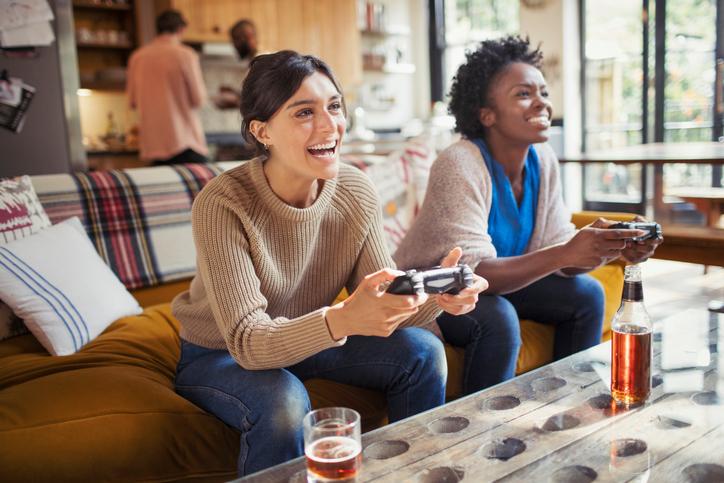 Фото №1 - Как любовь к компьютерным играм может повлиять на твое будущее?