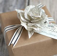 Как упаковать подарок: семь оригинальных идей