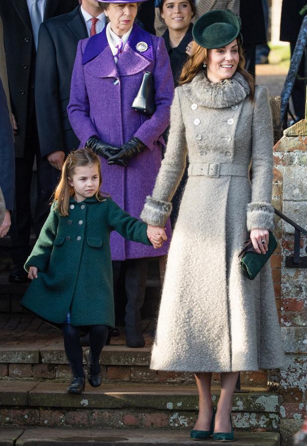 Фото №7 - 5 умилительных фактов о принцессе Шарлотте