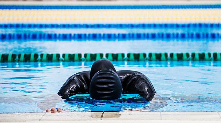Фото №4 - Сверхчеловек: свободное плавание