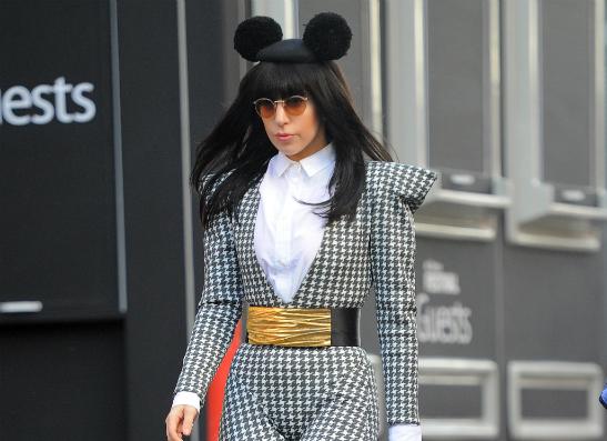 Фото №1 - Леди Гага может стать новым лицом Versace