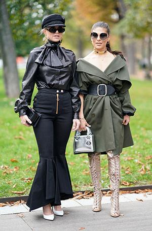 Фото №3 - 5 модных трендов этого сезона, которые заменят вам костюм на Хэллоуин