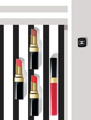 Фото №5 - Коллекция макияжа Chanel Collection Mediterranee