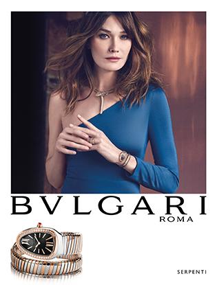 Фото №5 - Карла Бруни в новой рекламной кампании Bvlgari