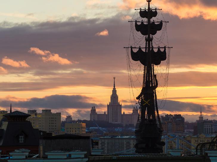 Фото №5 - На высоте: где искать лучшие панорамные виды Москвы