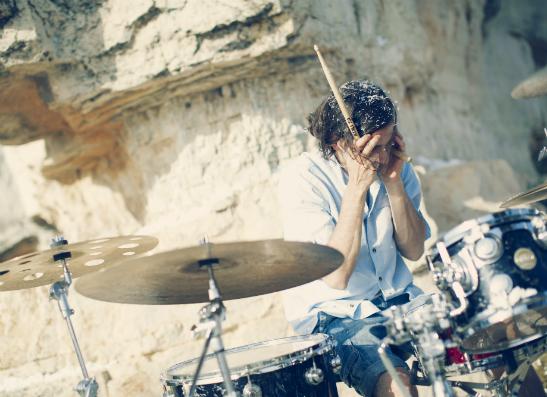 Фото №1 - Проект Red Bull Rock'n'Rocks презентует новый клип