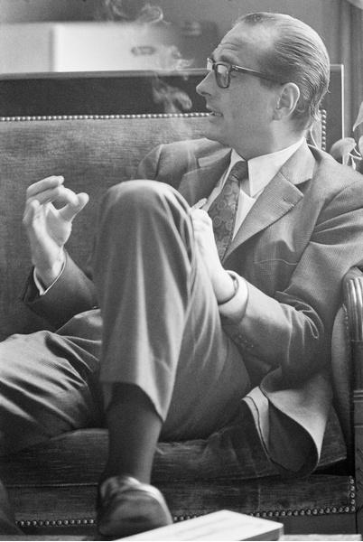 Фото №3 - Каким был Жак Ширак: 18 неформальных фото экс-президента Франции