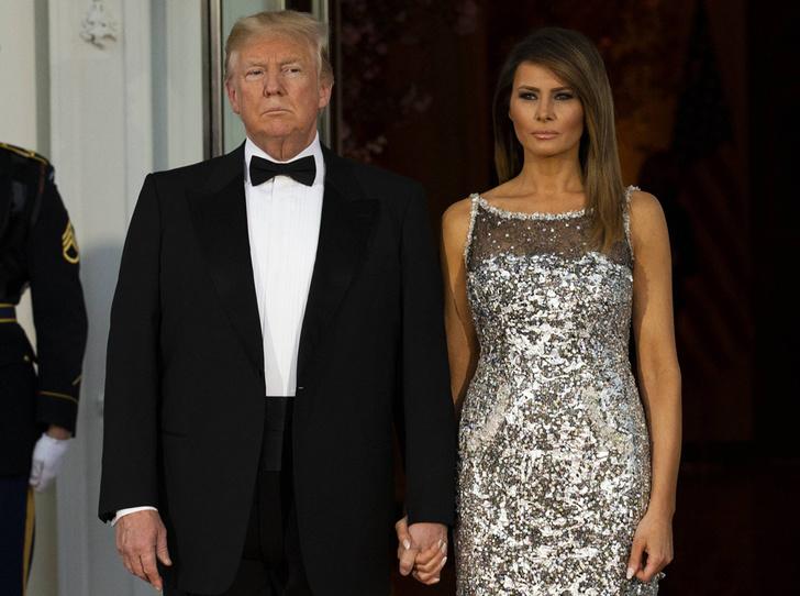 Фото №3 - Трампы выбрали свадебный подарок для Меган и Гарри