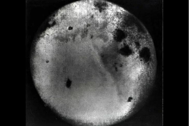 Фото №1 - Обратная сторона Луны