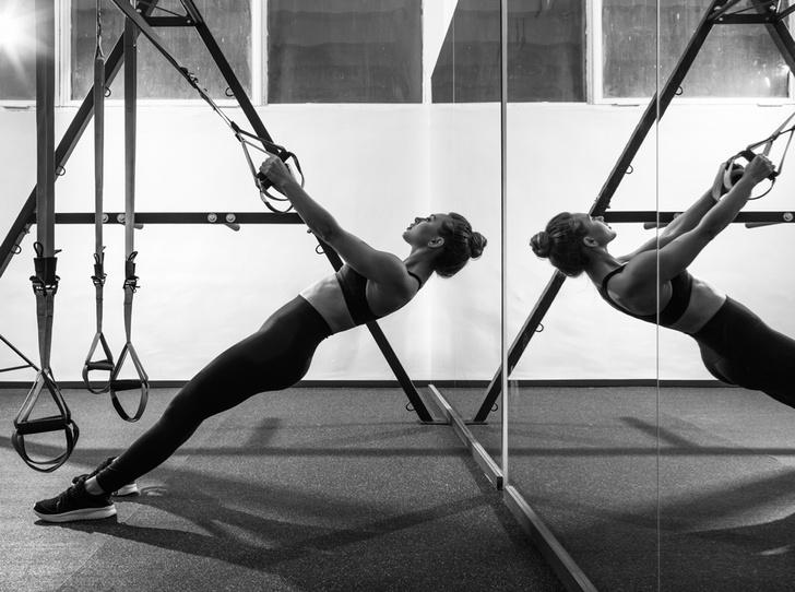 Фото №1 - Что такое TRX: фитнес родом из спецназа
