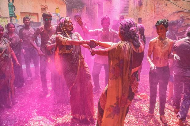 Фото №8 - Самые прикольные фестивали в мире 🎆