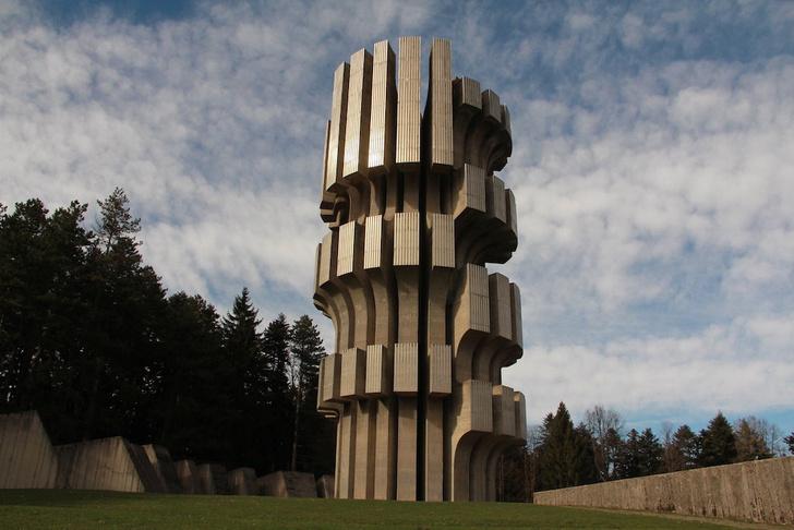 Фото №3 - Памятники несбывшемуся будущему: 6 удивительных югославских монументов