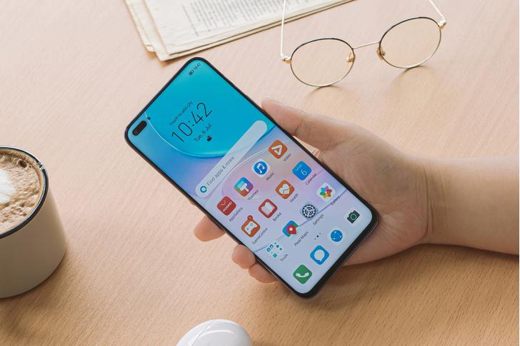 Фото №1 - Компания Huawei представляет смартфон HUAWEI nova 8i в России