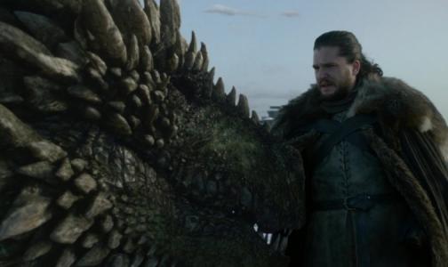Фото №1 - Полеты на драконах могут обернуться для Джона Сноу из «Игры престолов» бесплодием