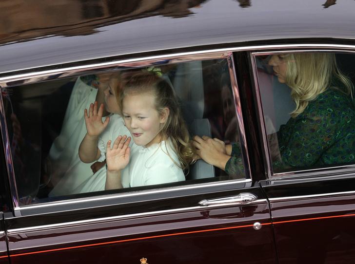 Фото №42 - Свадьба принцессы Евгении и Джека Бруксбэнка