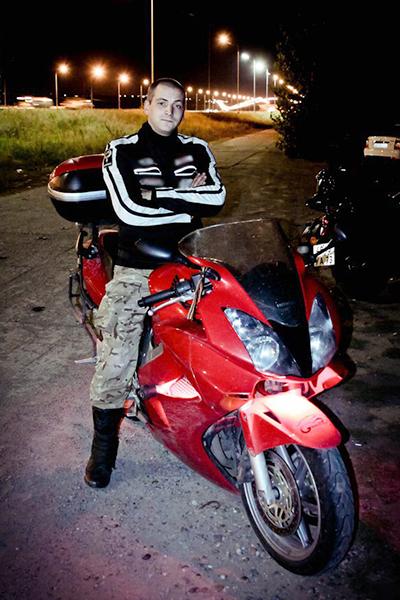 Фото №15 - Байкеры Ульяновска: 15 признаний в любви мотоциклу