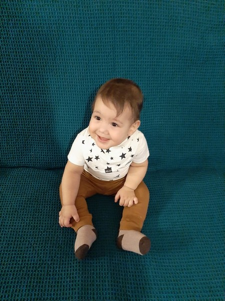 Мой сын Максим