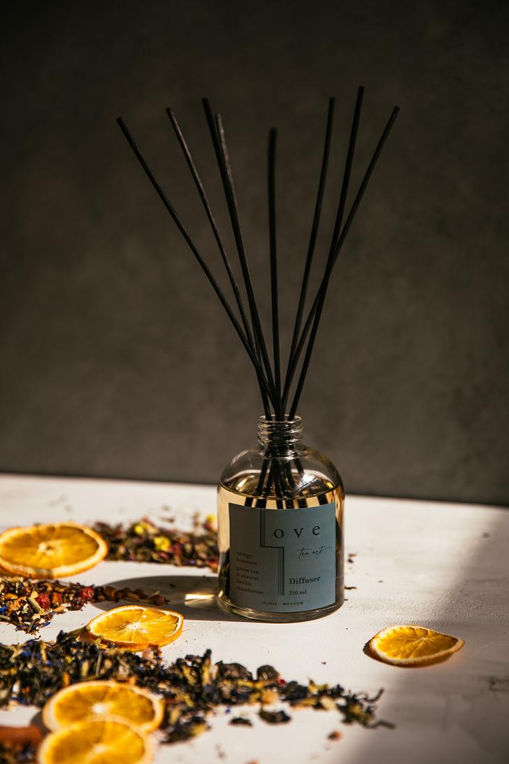 Фото №4 - Love Tea Art: новый российский бренд ароматов для дома