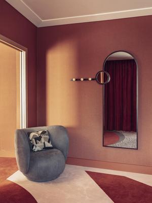 Фото №13 - Яркий дизайн-отель в Париже