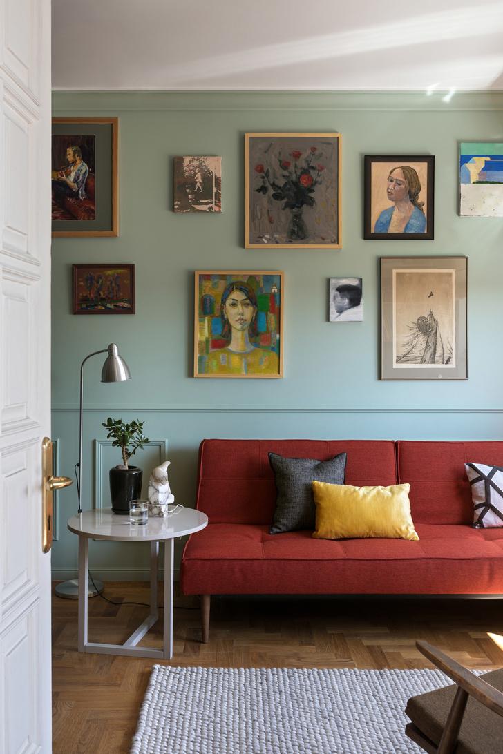 Фото №1 - Картины на стене: 5 полезных советов