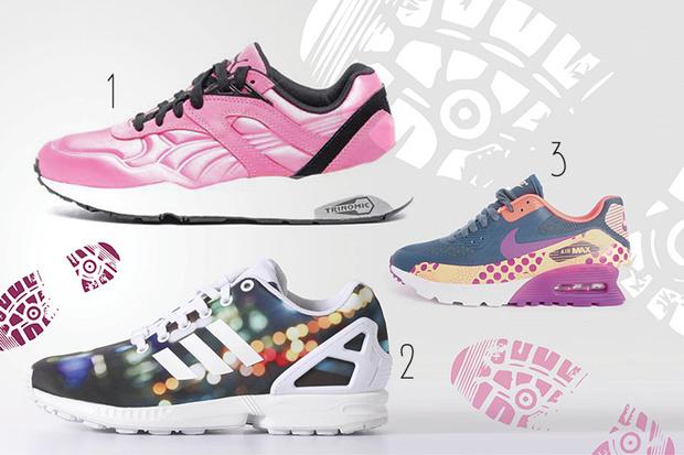 Фото №2 - Топ-10: Самые модные кроссовки