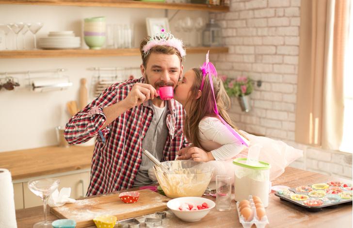 Фото №2 - Личное мнение: 30 вещей, которые должен сделать отец дочери
