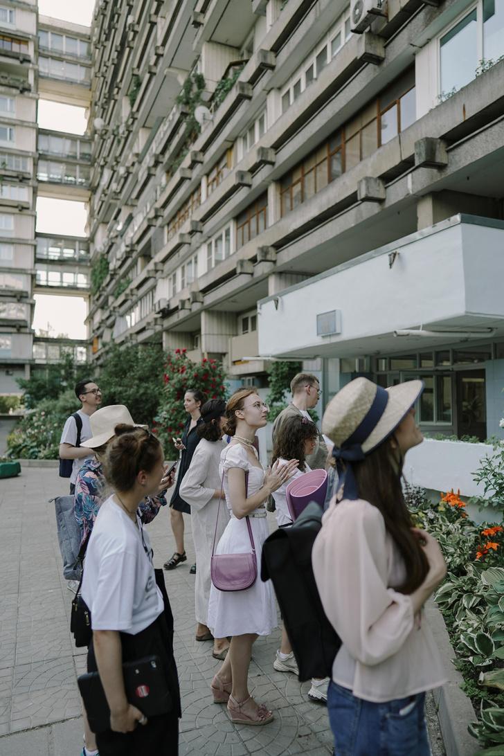 Фото №2 - Архитектурные прогулки с музеем «Гараж»