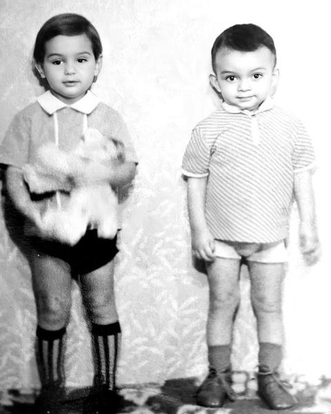 Фото №2 - На детском фото Киркоров выглядит как двойник 9-летнего сына Стоцкой