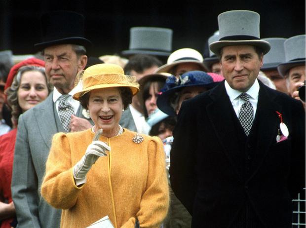 Фото №2 - Внучка лучшего друга Королевы и модель: кто такая Фрэнки Герберт, и почему о ней все говорят